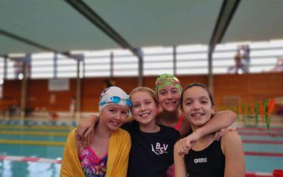 Rask svømming på Speed Open